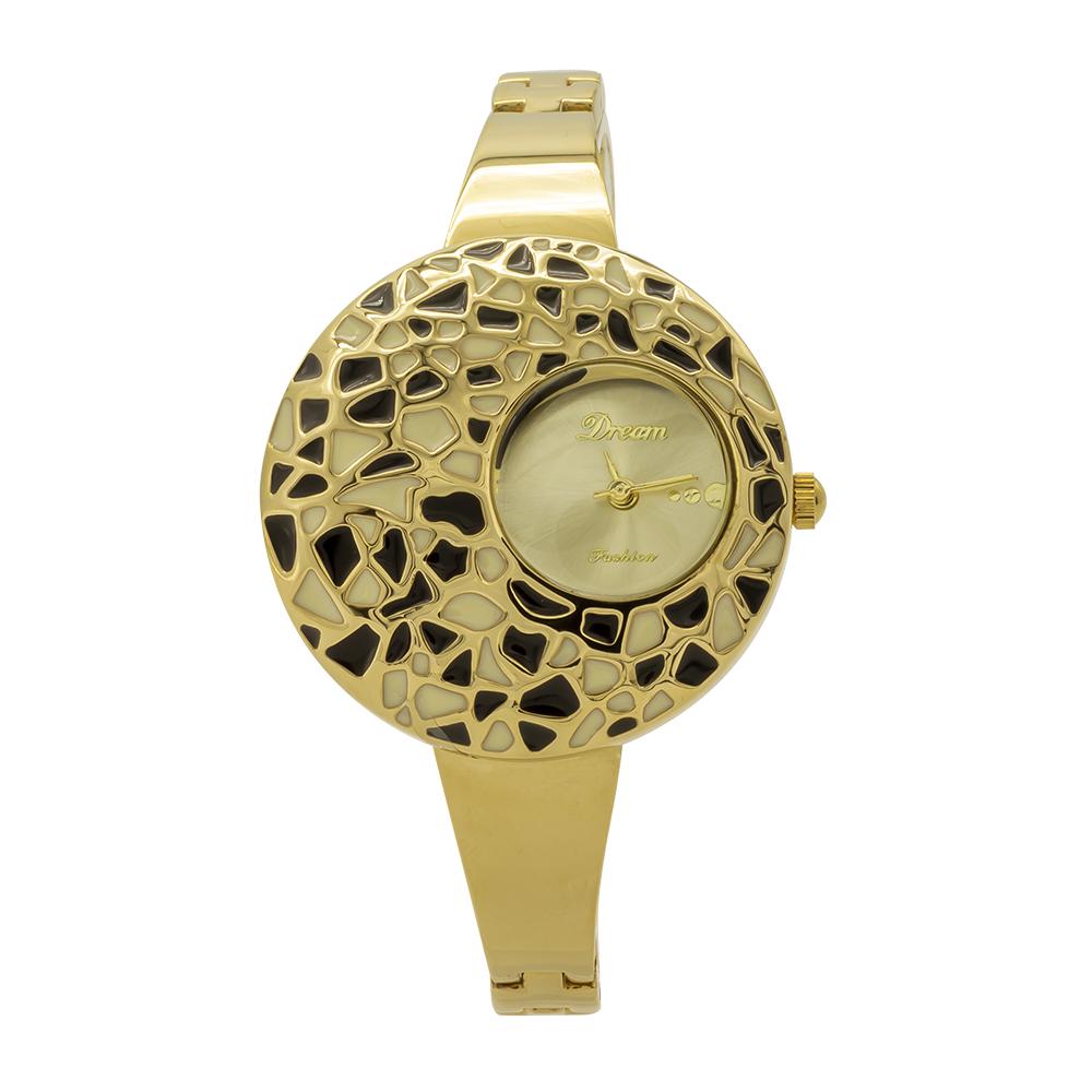 ساعت مچی عقربه ای زنانه دریم کد 002020              ارزان