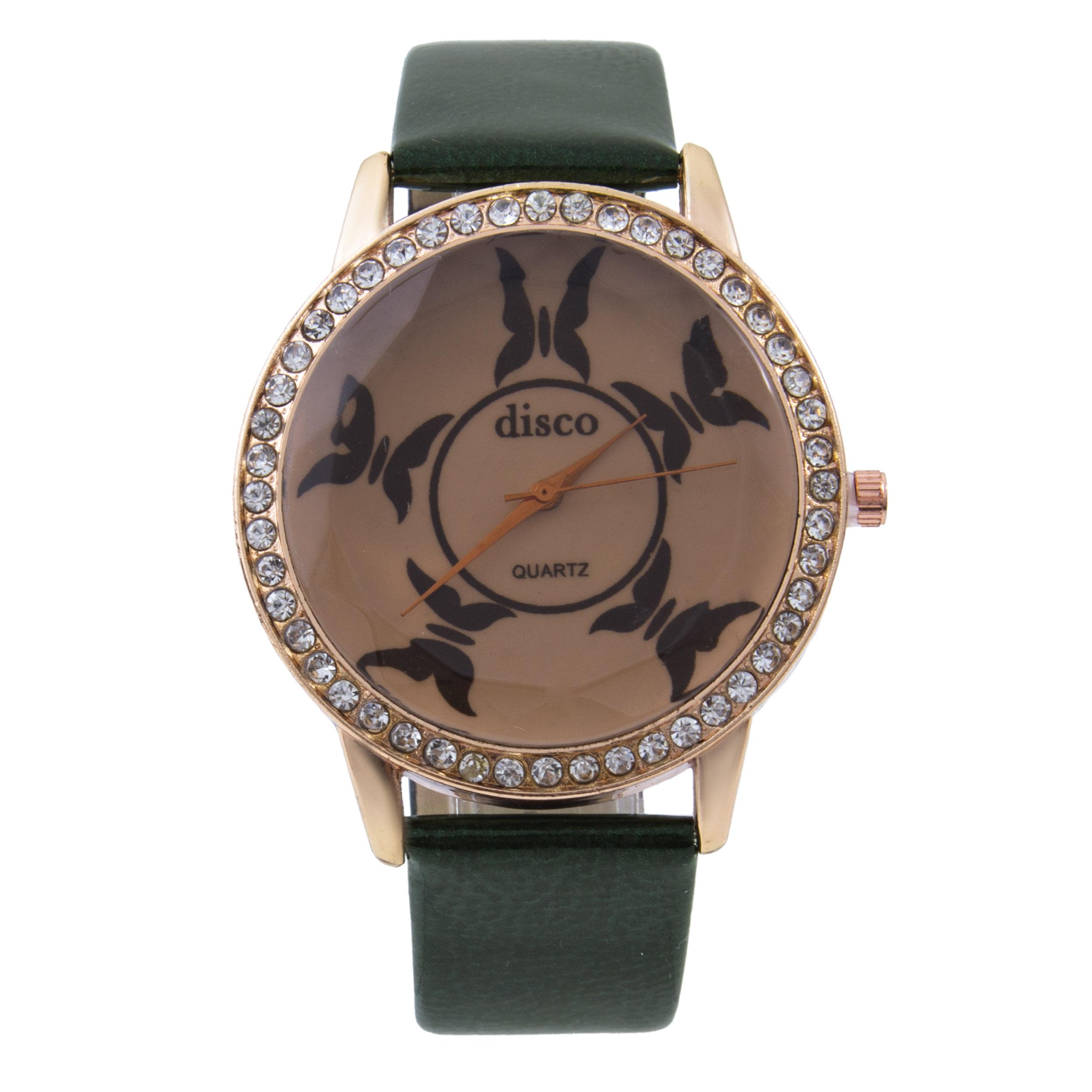 ساعت مچی عقربه ای زنانه کد WHW-128              خرید (⭐️⭐️⭐️)