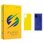 محافظ پشت گوشی فلش مدل +HD مناسب برای گوشی موبایل سامسونگ Galaxy A71