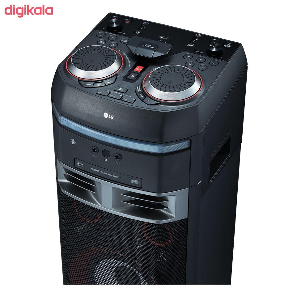 سیستم صوتی ال جی مدل OK75 main 1 13