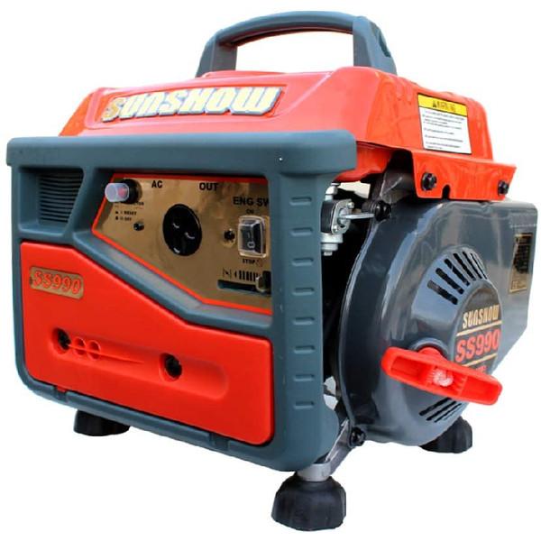موتور برق بنزینی سان شو مدل SS990