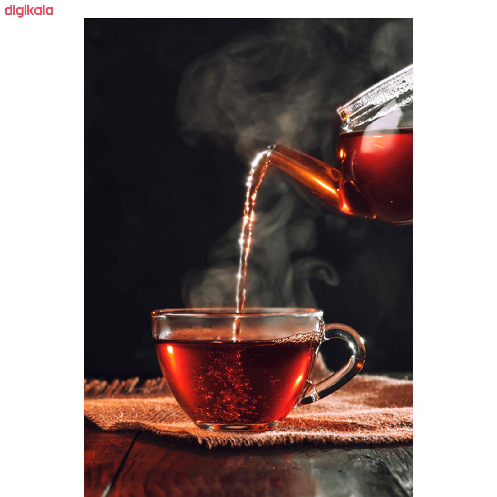 بسته چای سیاه رفاه لاهیجان مدل شکسته ممتاز زرین بهاره main 1 2