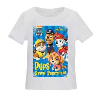 تی شرت بچگانه طرح کارتون سگهای نگهبان کد TSb163