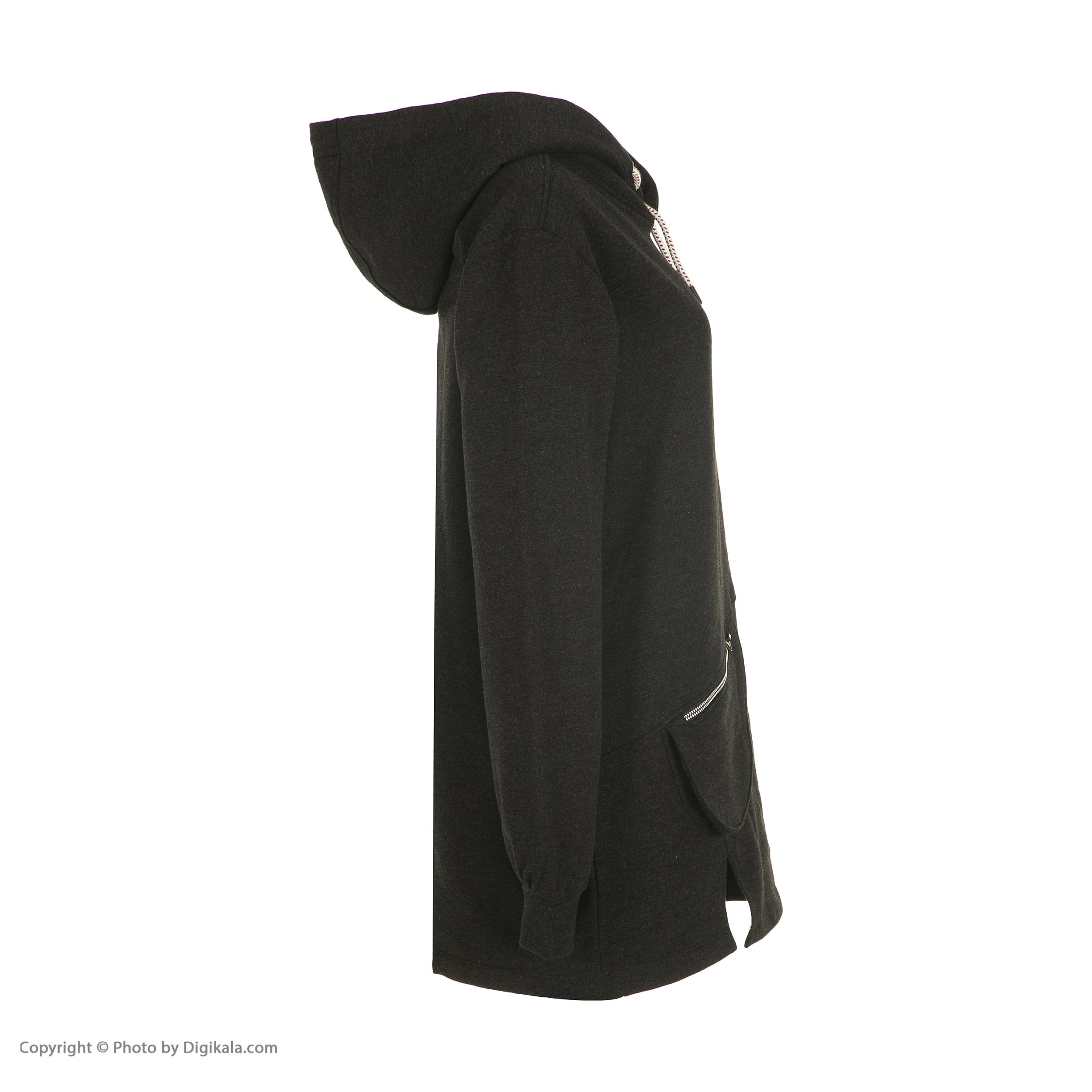 خرید                                     هودی زنانه جامه پوش آرا مدل 4562289169-99
