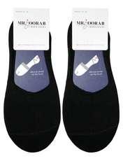 جوراب زنانه مستر جوراب کد BL-MRM 251 بسته 2 عددی -  - 1