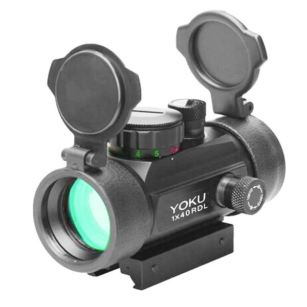 دوربین تفنگ یوکو مدل 1x40 RD