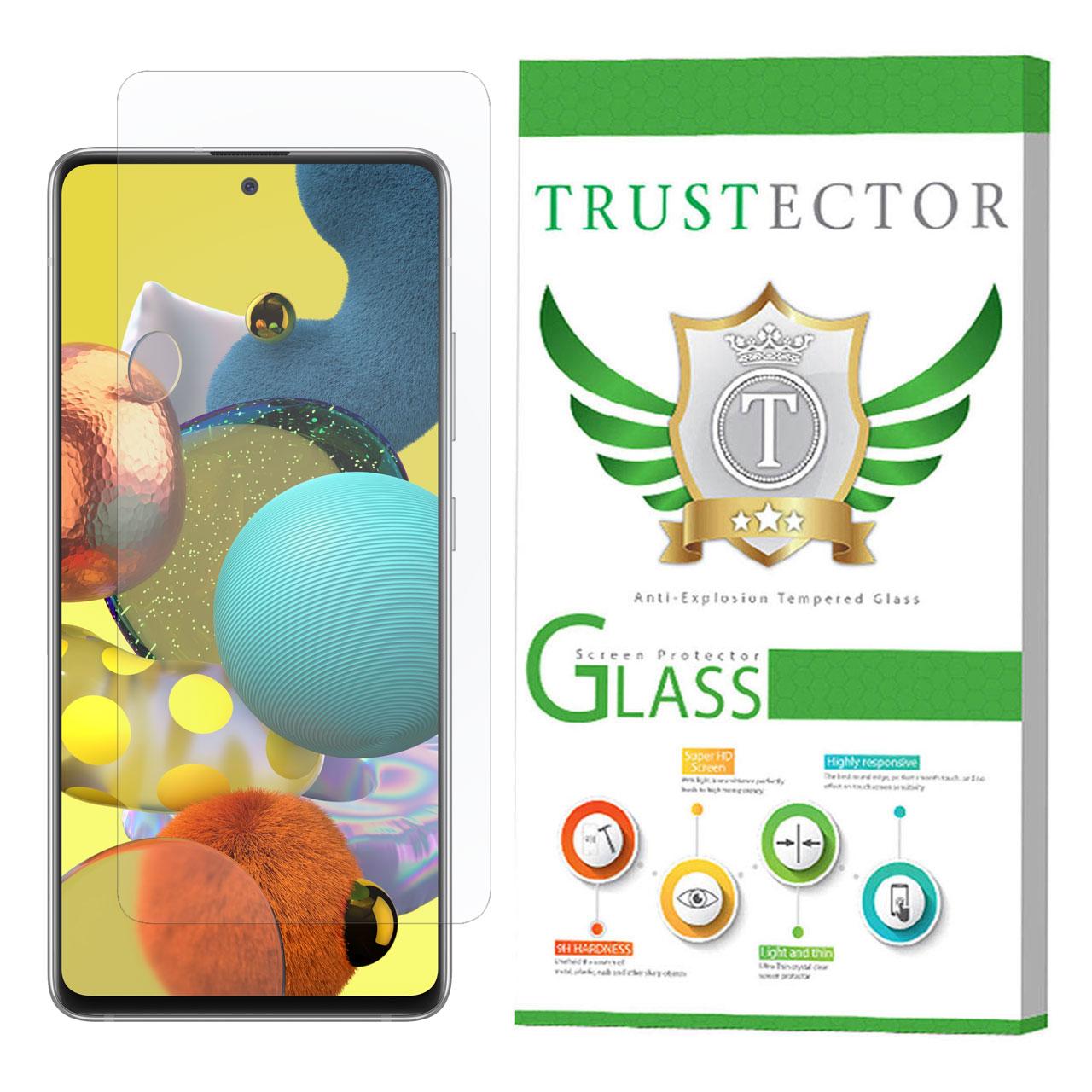 محافظ صفحه نمایش تراستکتور مدل GLS مناسب برای گوشی موبایل سامسونگ Galaxy A51 5G              ( قیمت و خرید)