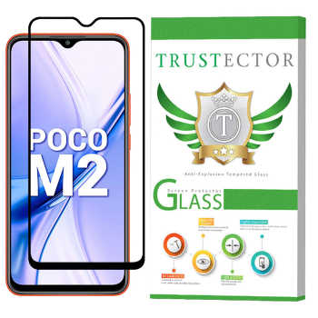 محافظ صفحه نمایش سرامیکی تراستکتور مدل CRM مناسب برای گوشی موبایل شیائومی Poco M2