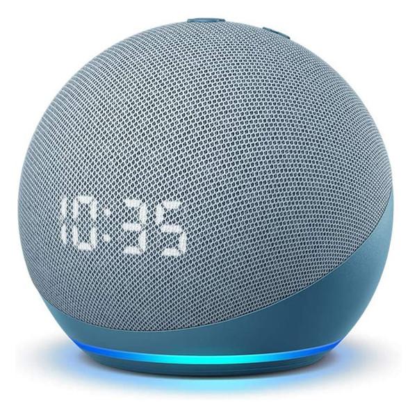 دستیار صوتی آمازون مدل Echo Dot 4th Gen with Clock