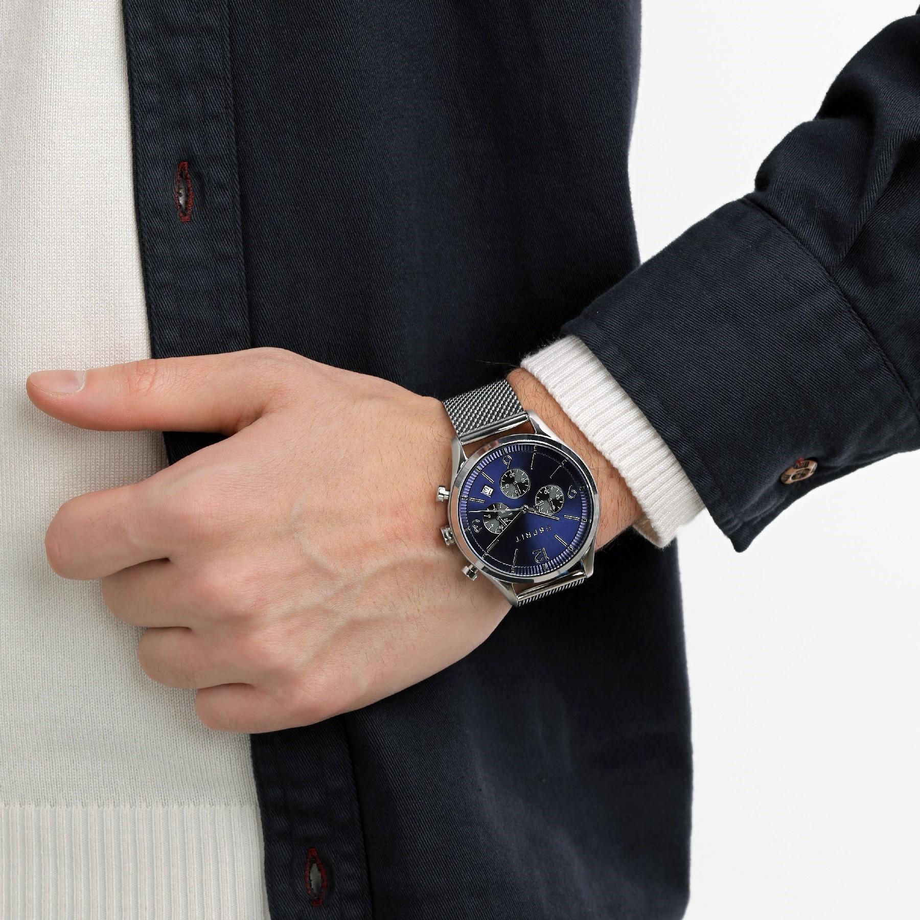 ساعت مچی عقربهای مردانه اسپریت مدل ES1G210M0065