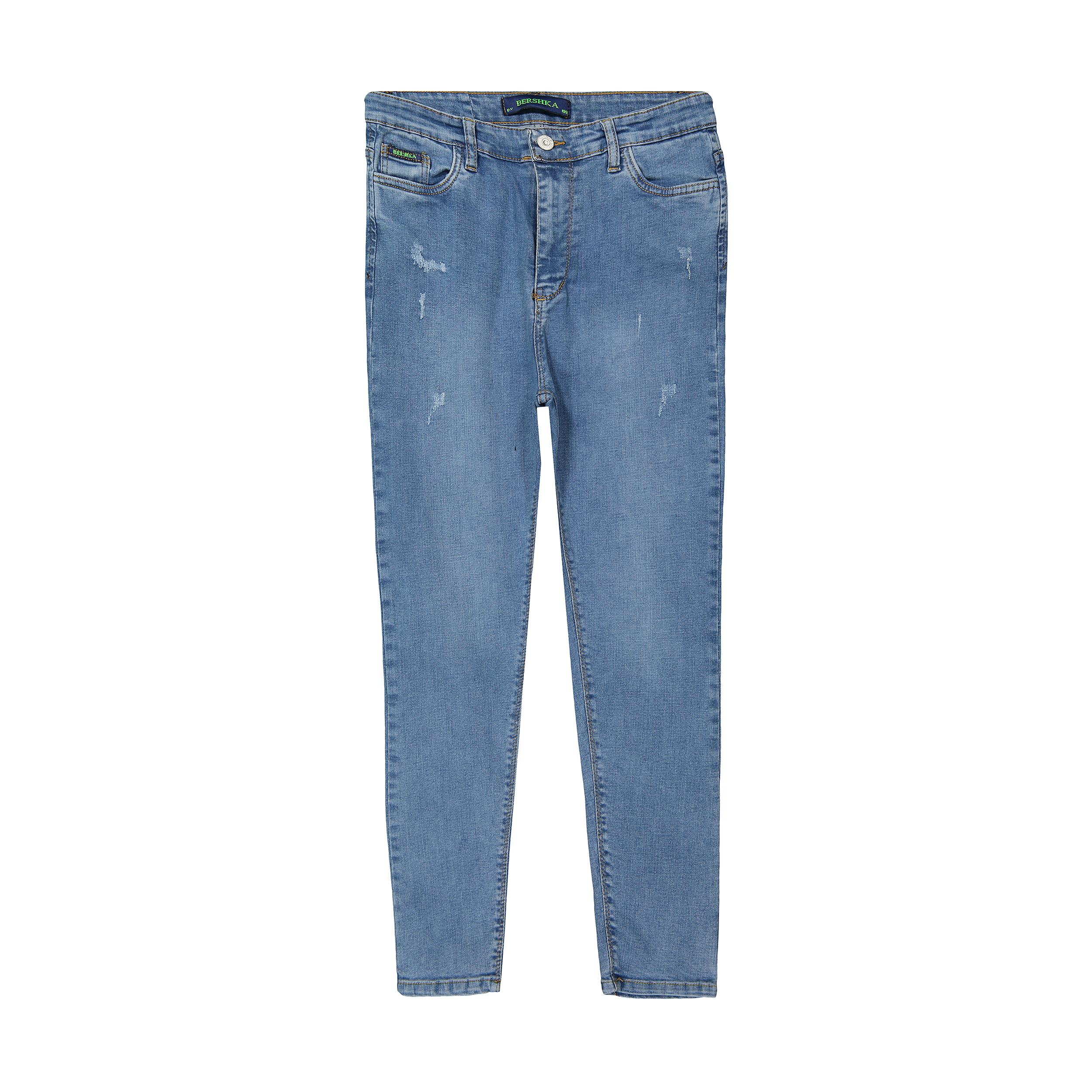 شلوار جین زنانه مدل SHJ78