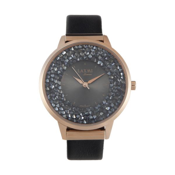 ساعت مچی عقربه ای زنانه لاکسمی مدل 8001