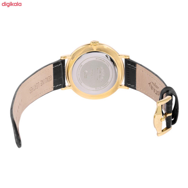 ساعت مچی عقربهای مردانه روتاری مدل GS05303-01