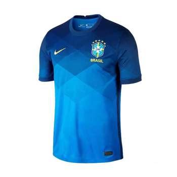 تی شرت ورزشی مردانه مدل برزیل Away2020