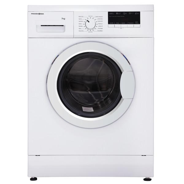 ماشین لباسشویی پاکشوما مدل MFU-73403WT ظرفیت7 کیلوگرم