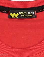ست تی شرت و شلوارک پسرانه خرس کوچولو مدل 2011219-72 -  - 10