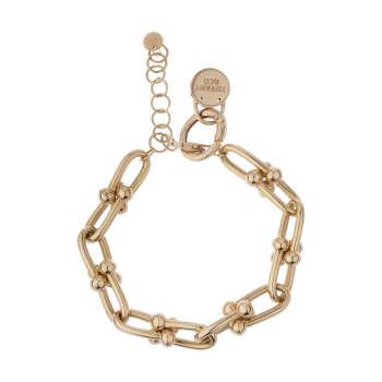 دستبند طلا 18عیار زنانه آلند مدل BT3