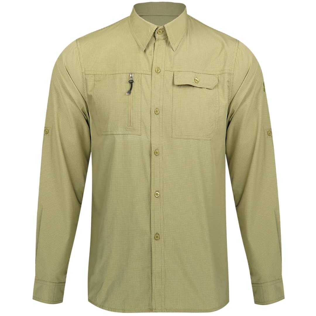 پیراهن آستین بلند مردانه آندر آرمور کد 8890
