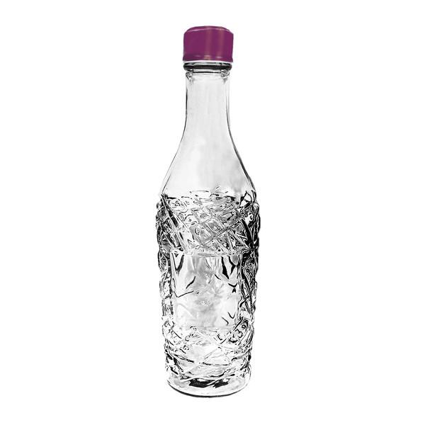 بطری مدل شیشه ای کد 004
