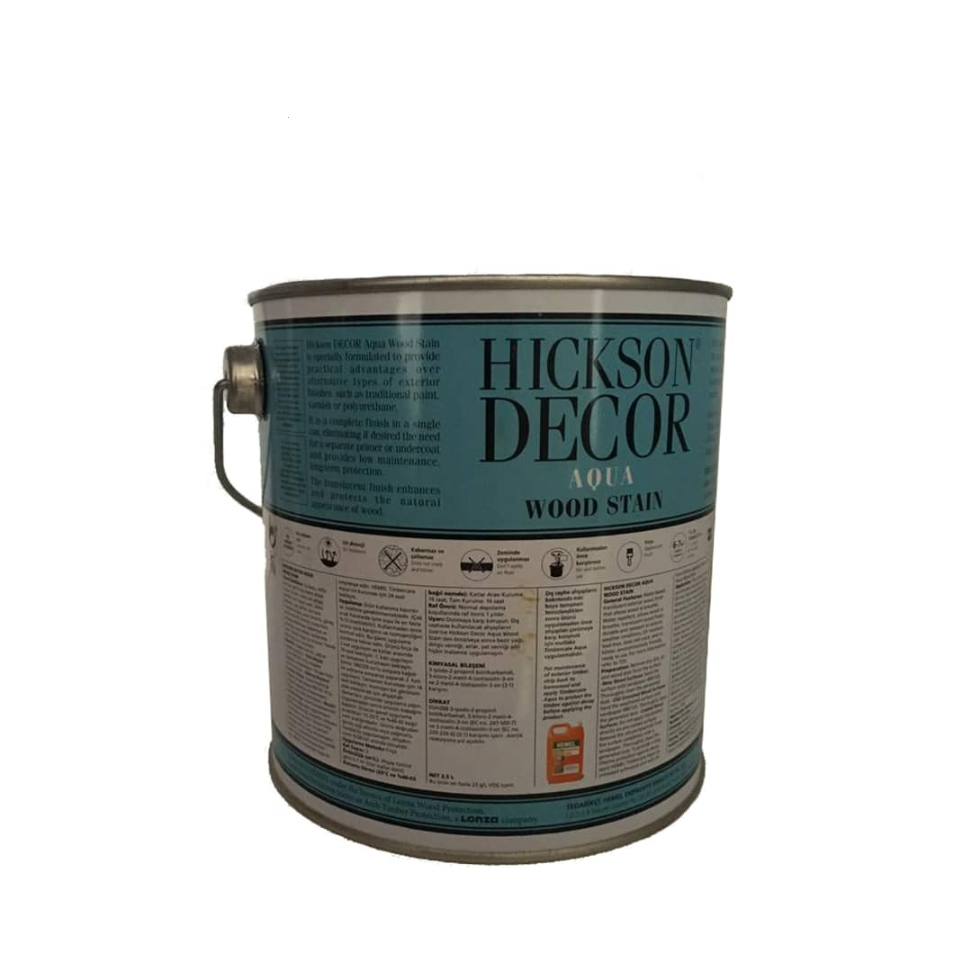 قیمت                                      رنگ ترموود و چوب هیکسون دکور مدل aqua حجم 1 لیتر