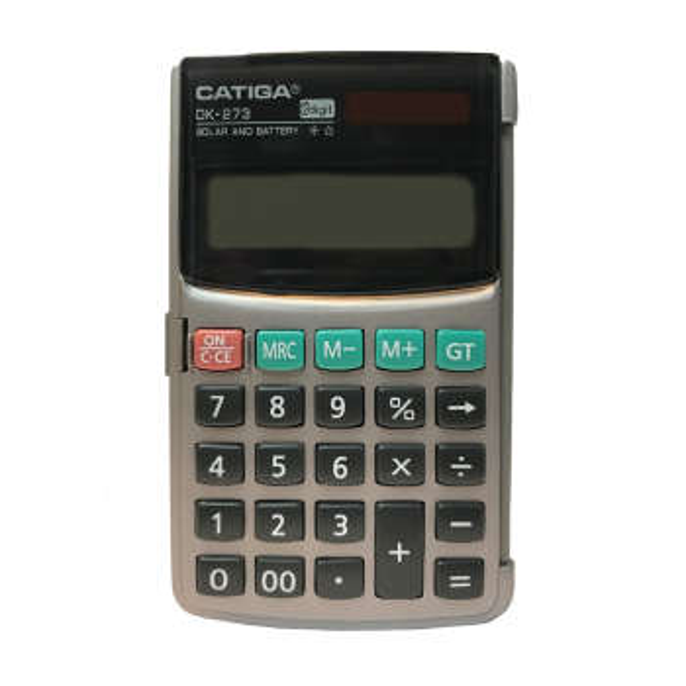 تصویر ماشین حساب کاتیگا مدل DK-273 کد 137737
