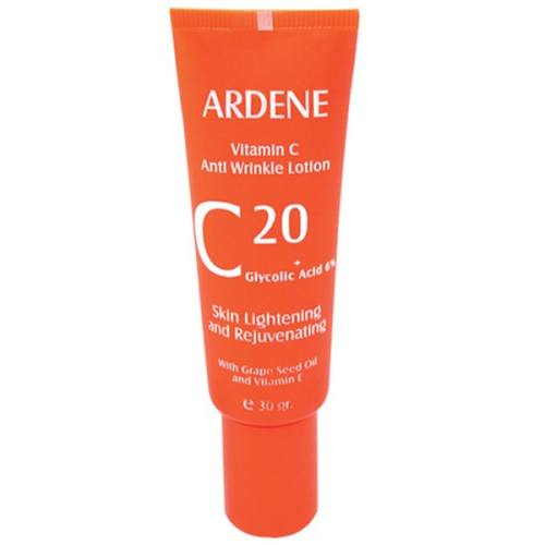 لوسیون ضد چروک آردن مدل Vitamine C  حجم 30 میلی لیتر
