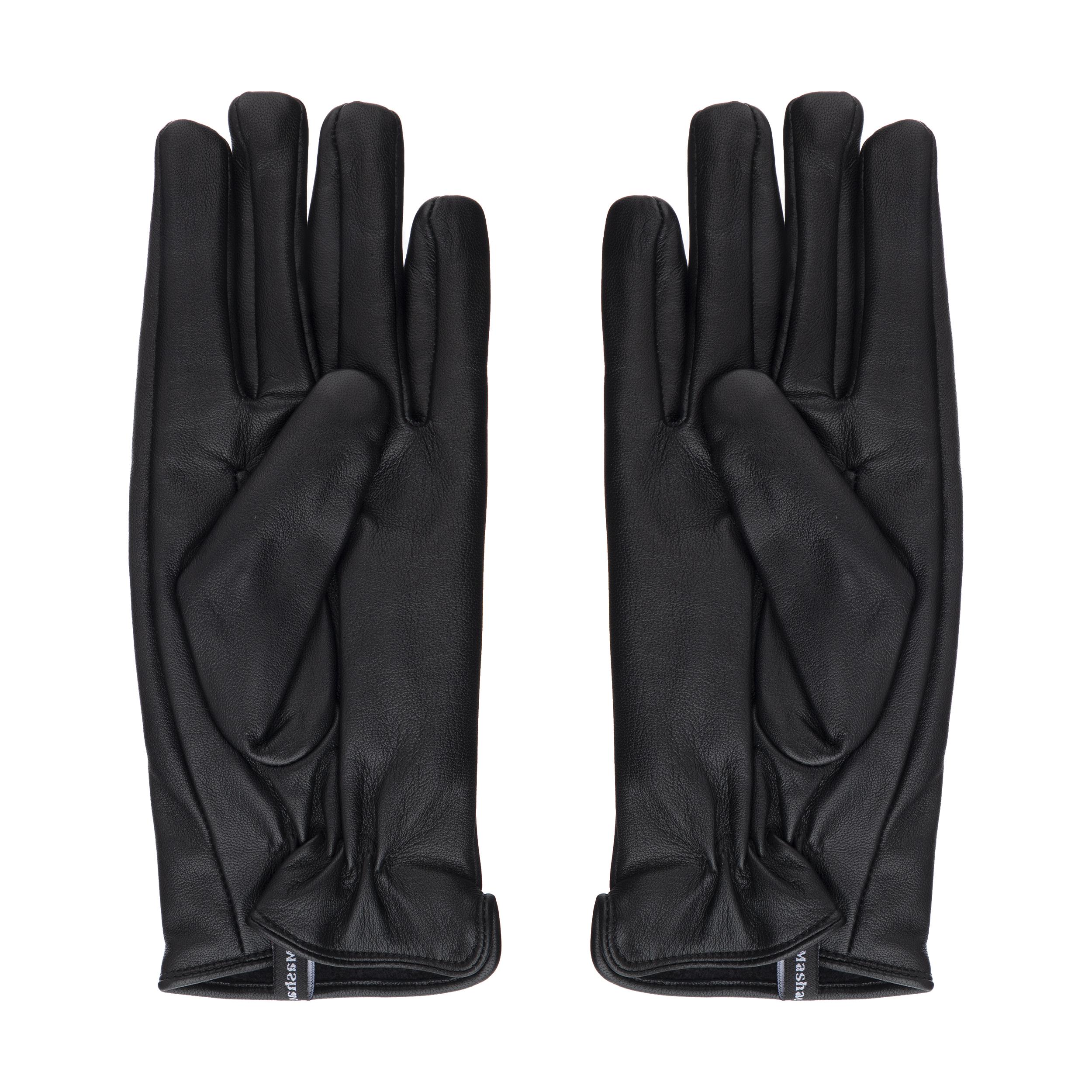 دستکش مردانه چرم مشهد مدل R0534-001