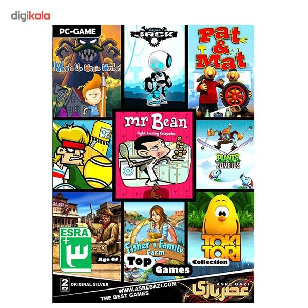 مجموعه ای از بهترین بازی های کامپیوتری 1