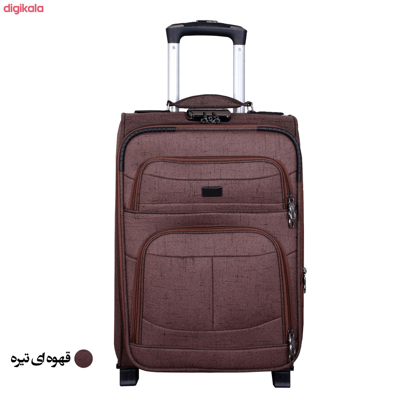 مجموعه سه عددی چمدان کد 2301A main 1 2