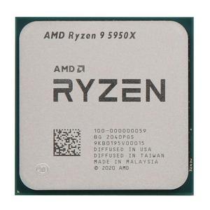 پردازنده مرکزی ای ام دی سریRyzen 9مدل5950X