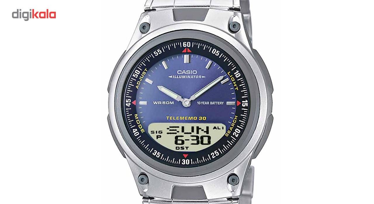 ساعت  کاسیو مدل AW-80D-2AVDF