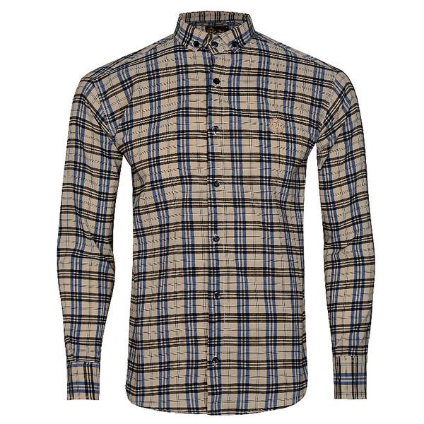 پیراهن آستین بلند مردانه مدل 344004332