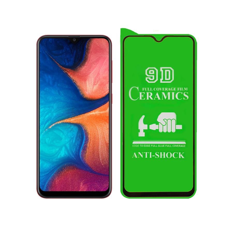 محافظ صفحه نمایش سرامیکی مدل YGL-S مناسب برای گوشی موبایل سامسونگ Galaxy A20