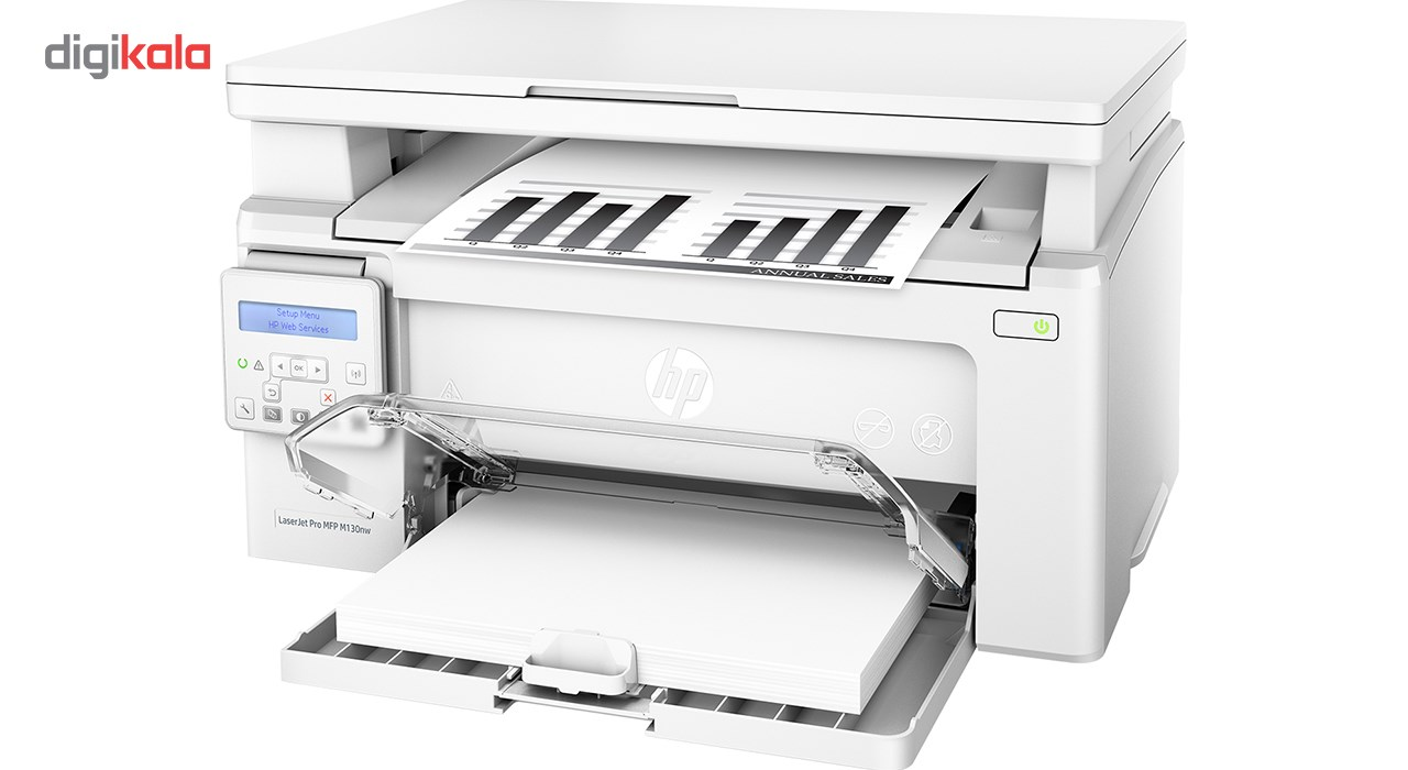 قیمت                      پرینتر چندکاره لیزری اچ پی مدل LaserJet Pro MFP M130nw