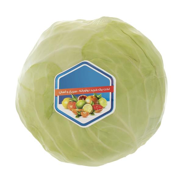 کلم سفید میوه پلاس - 750 گرم