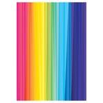 کاغذ رنگی A4 مستر راد مدل رنگارنگ بسته 10 عددی thumb