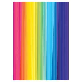 کاغذ رنگی A4 مستر راد مدل رنگارنگ بسته 10 عددی