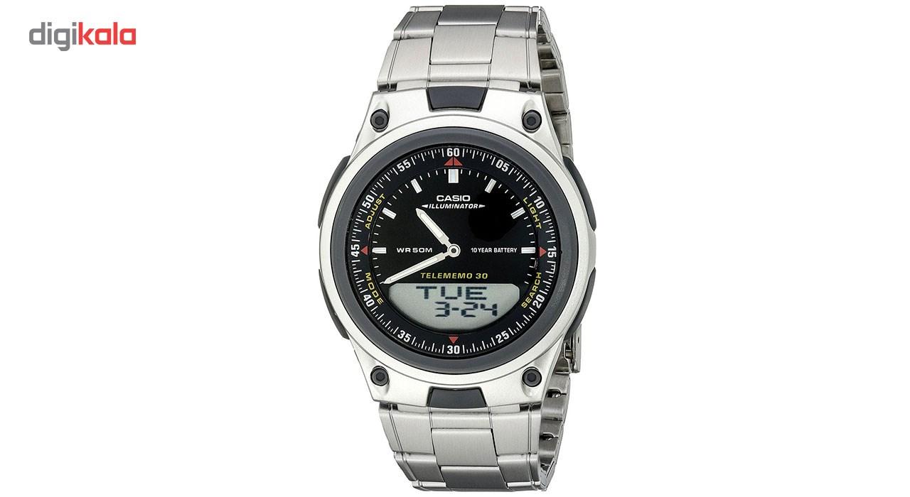 خرید ساعت مچی عقربه ای مردانه کاسیو مدل AW-80D-1AVDF | ساعت مچی