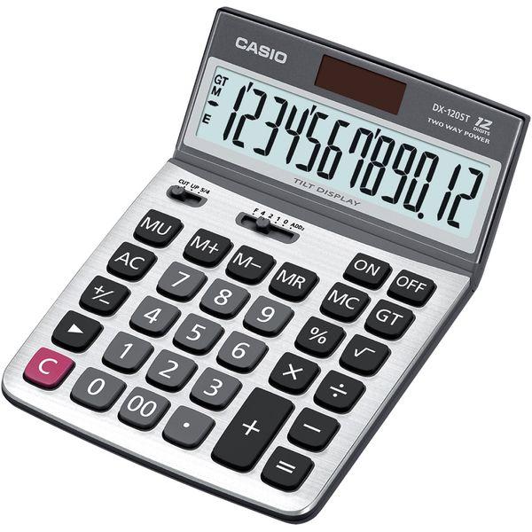 ماشین حساب کاسیو مدل DX-120S | Casio  DX-120S Calculator