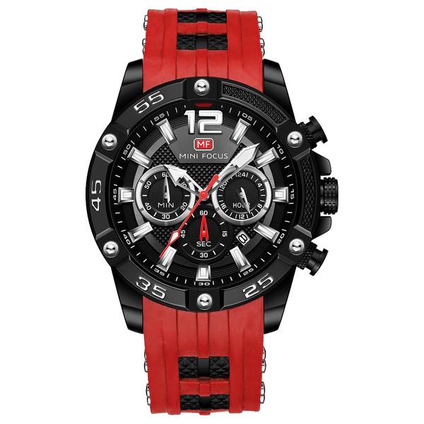 ساعت مچی عقربه ای مردانه مینی فوکوس مدل mf0349g.04
