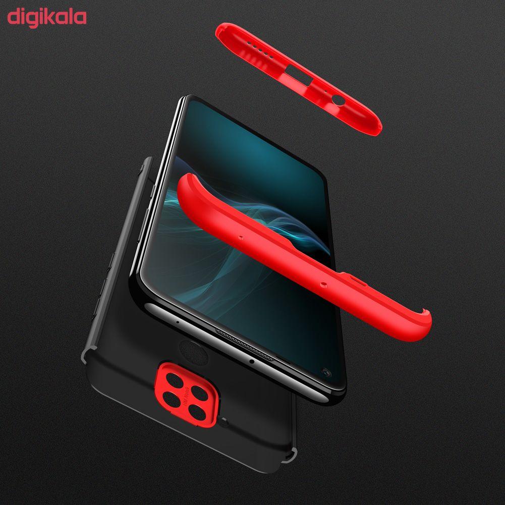 کاور 360 درجه جی کی کی مدل GK-REDMINOTE9-RMN9 مناسب برای گوشی موبایل شیائومی REDMI NOTE 9 main 1 15
