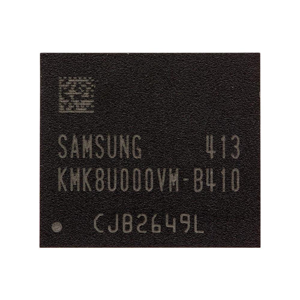 آی سی هارد سامسونگ مدل KMK8U000VM-B410 16G