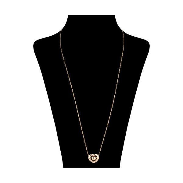 گردنبند طلا 18 عیار زنانه مدیسا مدل N7011
