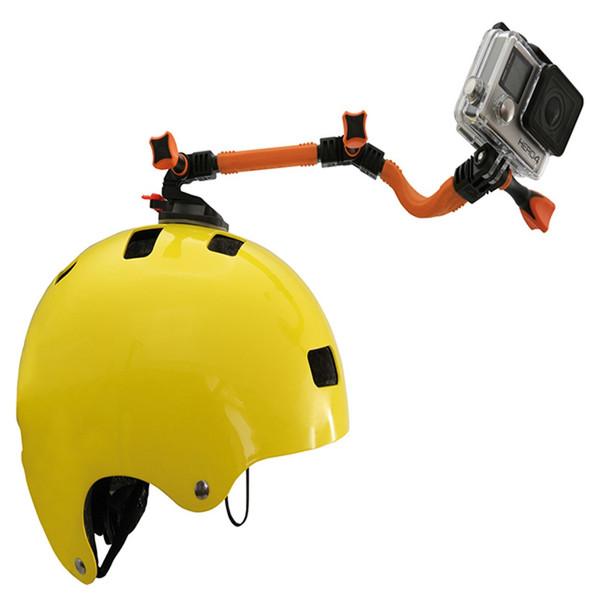پایه نگه دارنده دوربین ورزشی Rollei مدل Extension S مناسب برای کلاه ایمنی