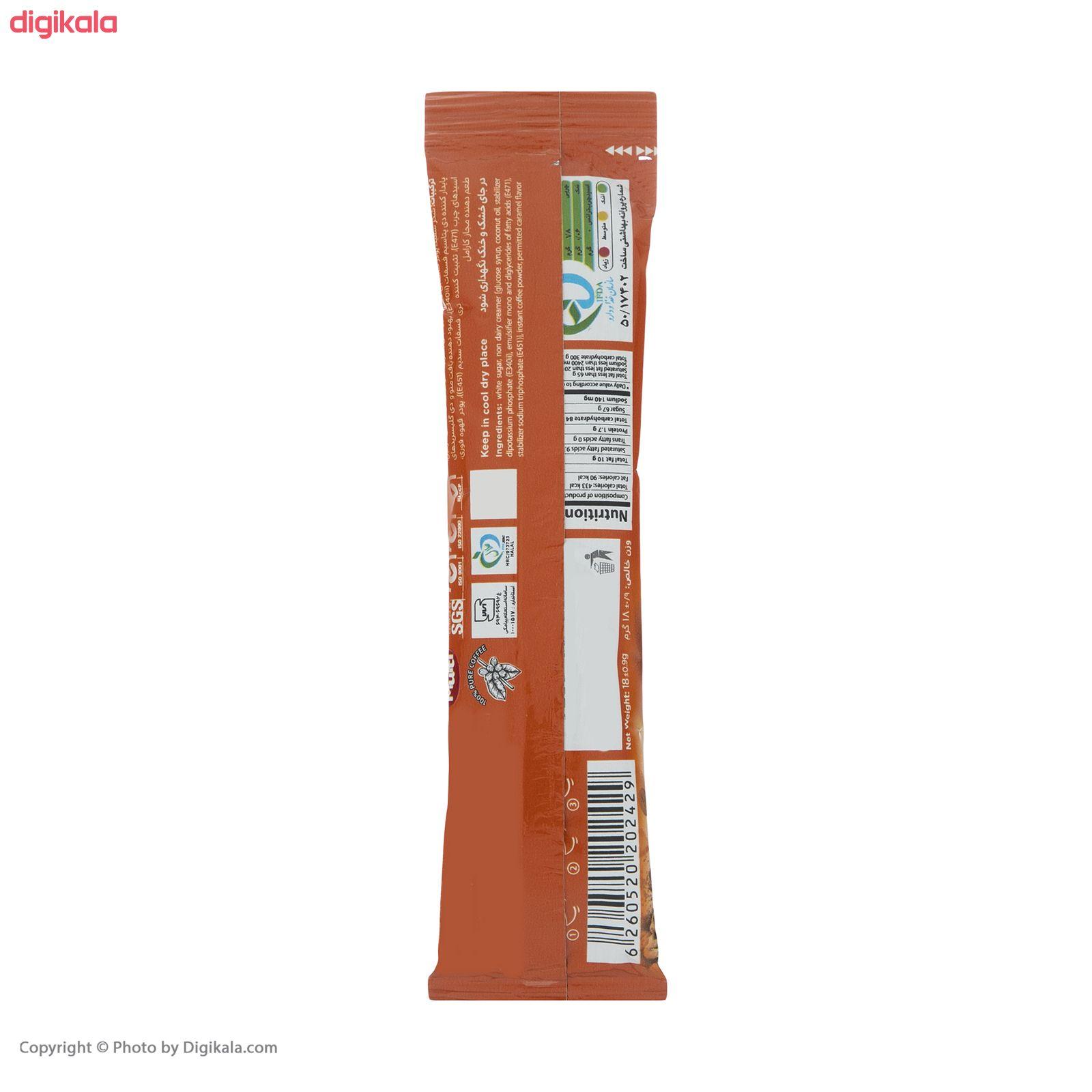 پودر قهوه فوری 1 × 4 کلاسیک مولتی کافه - 18 گرم بسته 24 عددی main 1 3