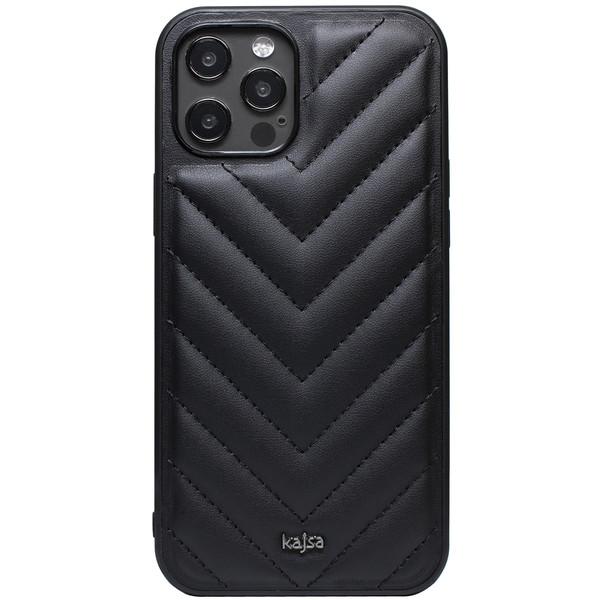 کاور کاجسا مدل Del-V مناسب برای گوشی موبایل اپل IPhone 12 Pro Max