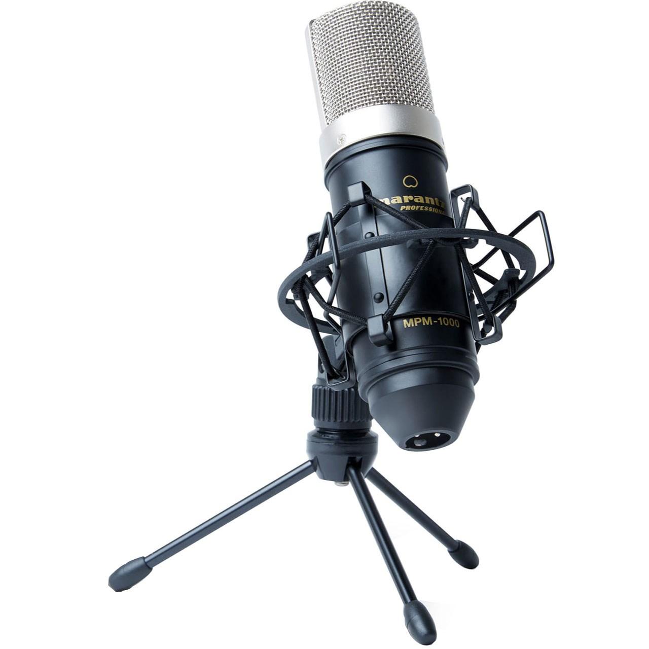 میکروفون کاندنسر استودیویی مرنتز مدل MPM 1000