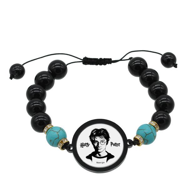 دستبند زنانه ناکسیگو طرح هری پاتر کد BR4015