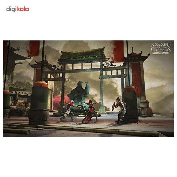 بازی کامپیوتری Assassins Creed Chronicles China main 1 5