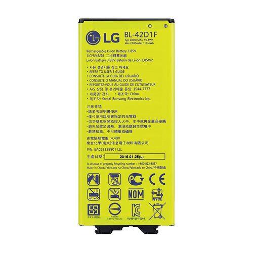 باتری موبایل ال جی مدل BL-42D1F با ظرفیت 2800mAh مناسب برای گوشی موبایل LG G5